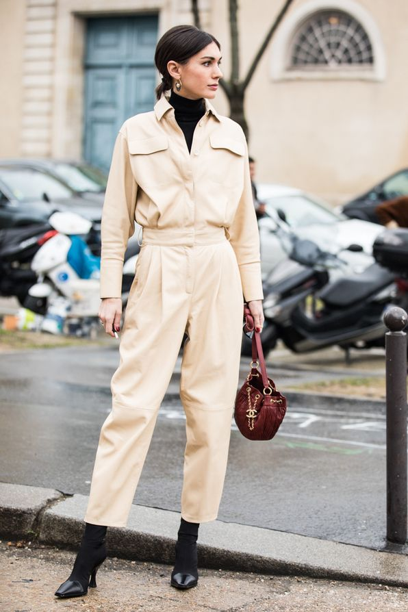 Street Style At Paris Fashion Week Fall Winter 2018 2019 In 2019