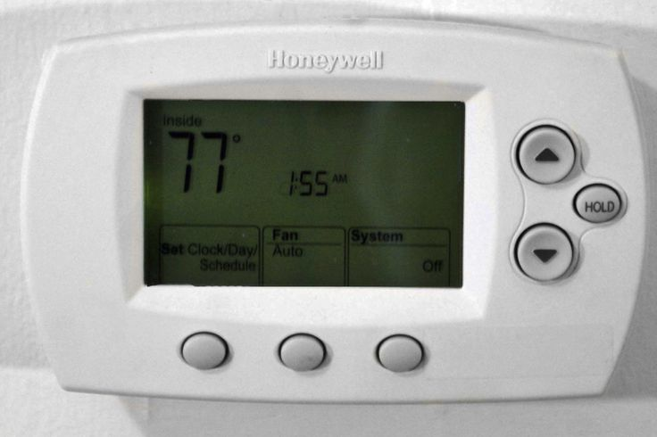 How to Replace the Batteries in a Honeywell Programmable