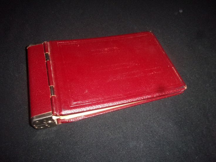 Vintage Ledger Outfit Accounting Book - Pretty Cool! #WilsonJones