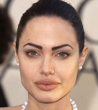 Bad Celebrity Eyebrows | Dailymakeover