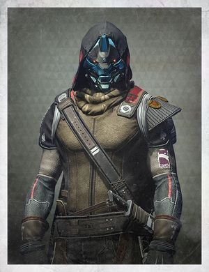 @ask-cayde-6 I found a rather sinister picture of you while looking for references, and I have never seen this one before. You look scarier than zavala in a bad mood!