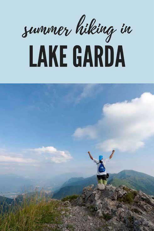 Rifugio Pernici - The Best Garda Mountain Hut, hiking Lake Garda in summer, Garda mountains in summer, where to hike around Lake Garda Italy
