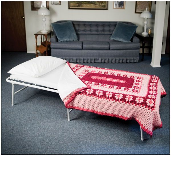 how to make a hideaway bed comfortable