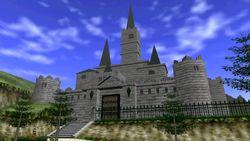 castillo de zelda smash 64 - Buscar con Google