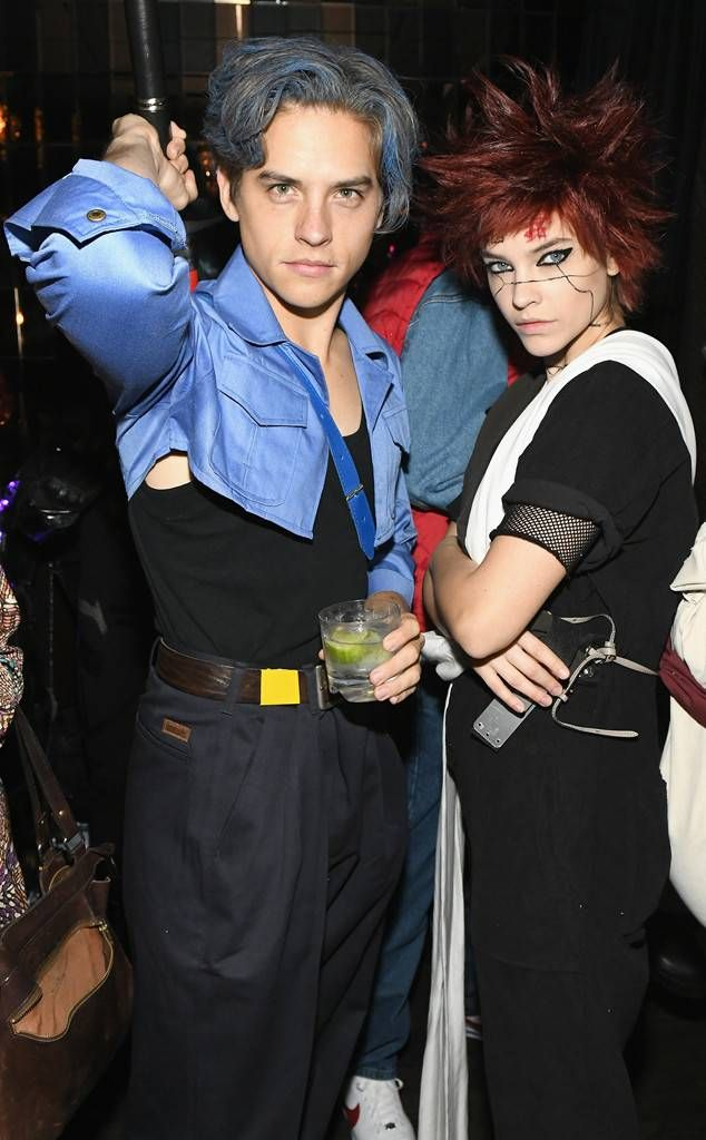 Cole Sprouse Halloween 2020 Dylan Sprouse & Barbara Palvin from The Big Picture: Today's Hot