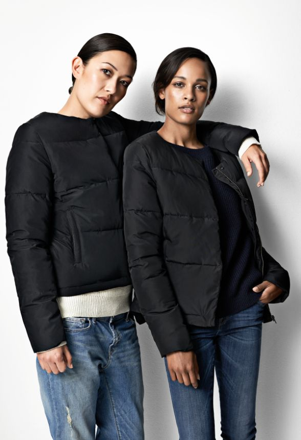 Perfect jacket for fall from Magasin #magasindunord #outerwear #fall #musthave www.magasin.dk