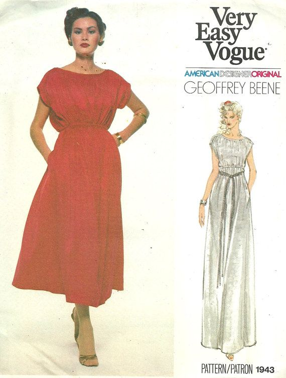 Fine Grecian Dress Sewing Pattern Image - Easy Scarf Knitting ...