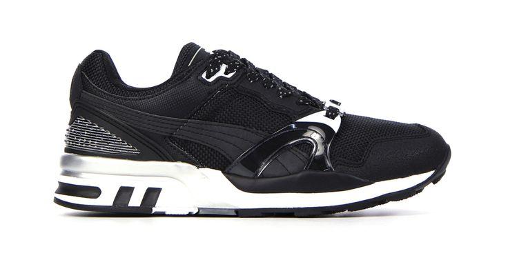 Puma - Van den Assem Schoenen #newarrivals #fw14 #puma http://www.assem.nl/schoenen/damesschoenen/sneakers/puma/zwart/trinomic-xt1/1930.1.105015/