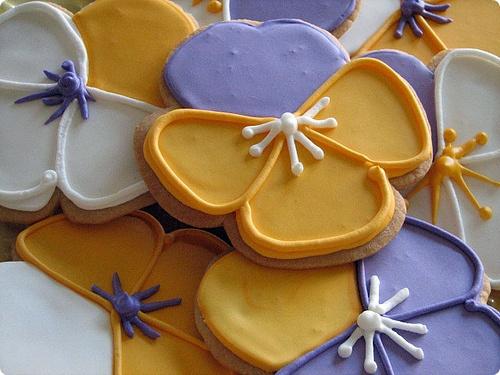 cutest delta cookies EVER