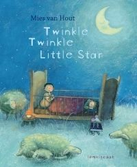 "(Lemniscaat) The creator of Happy and Friends illustrates some of childhood's most beloved songs from ""Twinkle Twinkle Little Star"" to ""The Teddy Bear's ..."