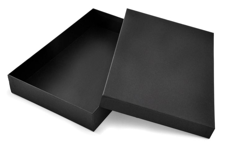 Luxury Black A4 gift box / presentation Box 215 x 310 x ...