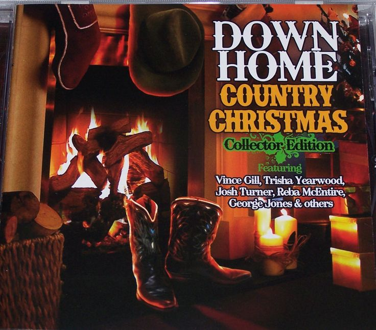 Down Home Country Christmas Vince Gill Josh Turner George