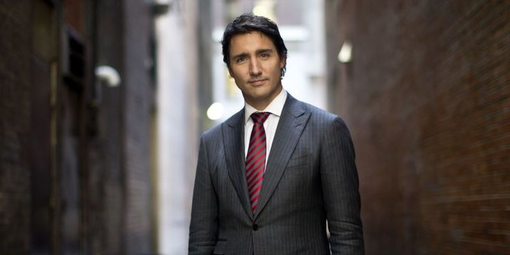 I'm moving to Canada... Justin Trudeau