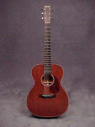 Martin OOOM Custom Acoustic Guitar