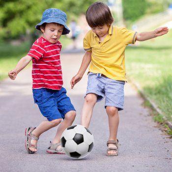 Cuándo y de qué manera se debe ingresar el niño al deporte. A qué edad, los niños tienen capacidad motriz y adecuada coordinación para que empiecen a hacer un deporte.