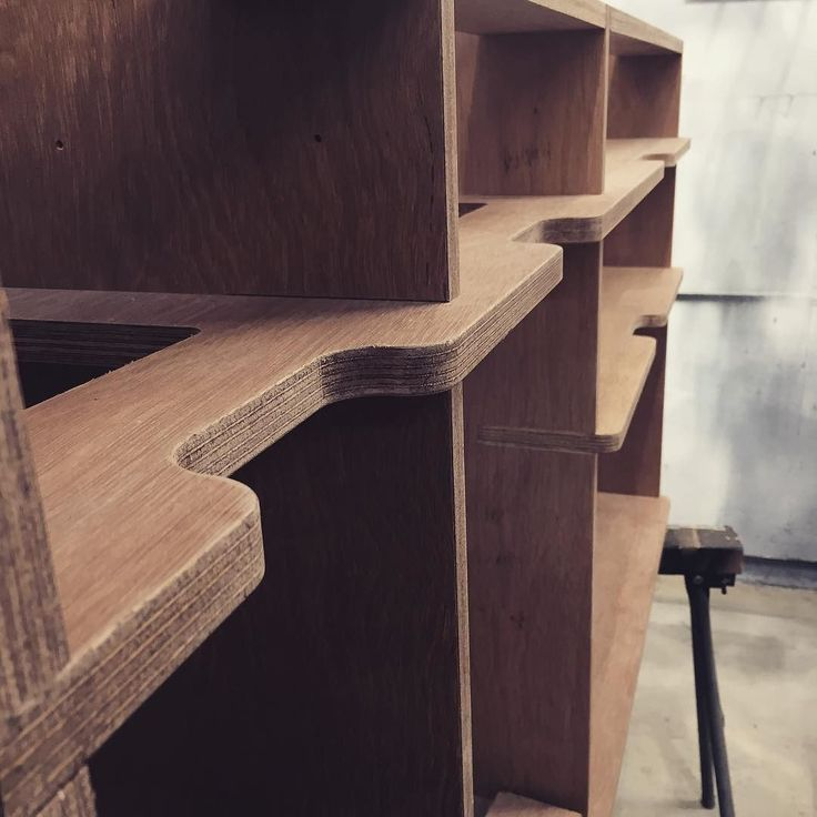 Draw pull details on some cabinetry that's heading @parrotdogbeer 's way soon. #customcabinetry #woodworking #detailing #wellingtonmade #staffroomtreats
