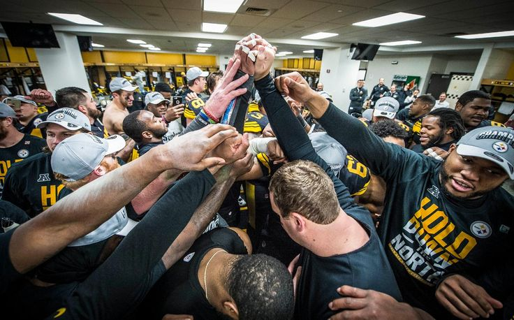 Pittsburgh Steelers ‏  ·  26 Dec 2016   The latest on our playoff picture and potential opponent.  UPDATE: http://stele.rs/F1BVFb