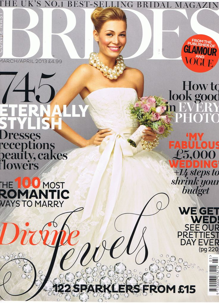 We Are Delighted To Feature In A Real Wedding Brides Magazine This Stunning Was Planned By Planner Isobel Lamplough And Took Place At