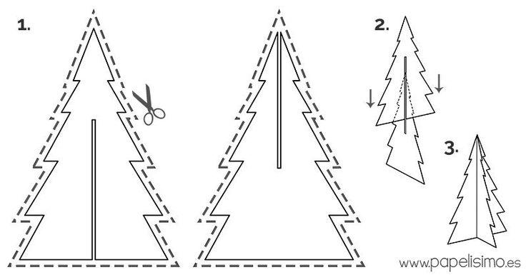 Arbol-de-Navidad-con-caja-de-carton-Cardboard-Christmas-tree                                                                                                                                                                                 Más