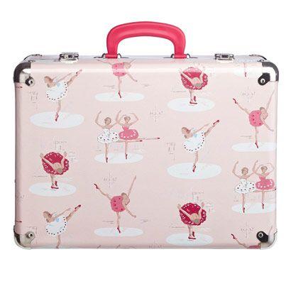 Ballerina Kids Suitcase
