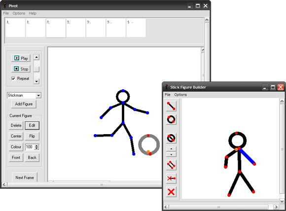 stick figure animation