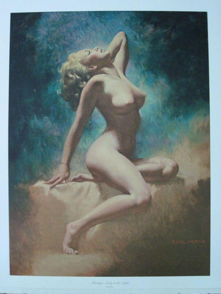 marilyn monroe nude lady