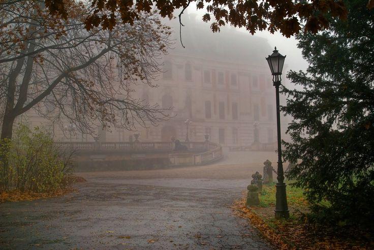 Misty House II by Janusz Łukomski-Prajzner on 500px