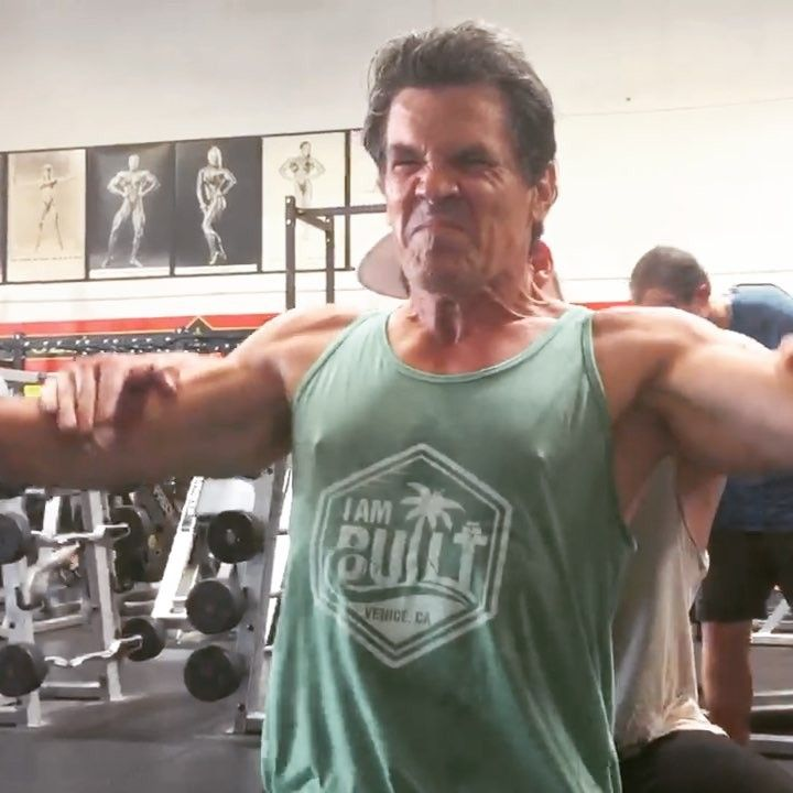 Josh Brolin Workout Routine and Diet: How to become Cable ...