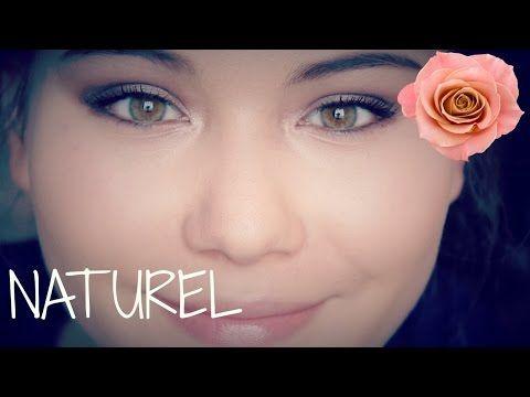 Maquillage naturel de base par Marco Marsolais avec Maison Jacynthe - YouTube