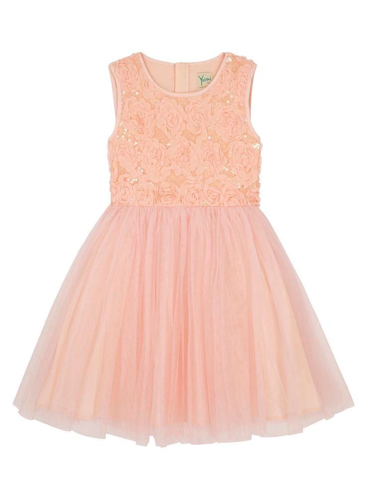 Wedding Ideas By Colour 9 Perfect Peach Flower Girl Dresses