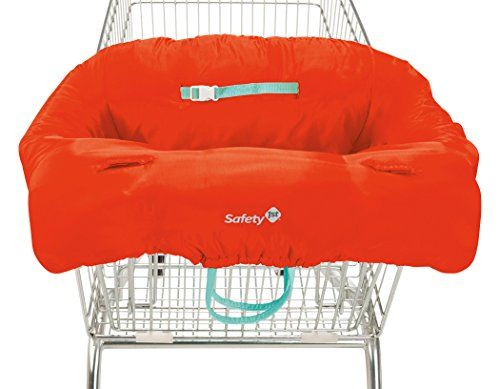 safety 1st protège caddy red