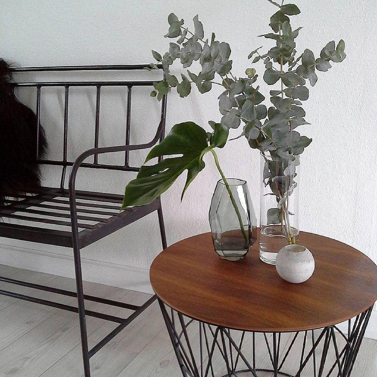 ferm living wire basket ferm. Black Bedroom Furniture Sets. Home Design Ideas