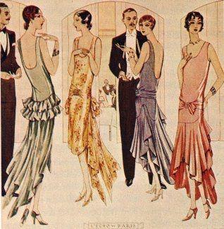 Los 10 vestidos que han hecho la historia de la moda (Parte I)