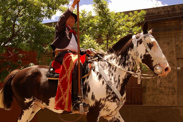 Traditional dress of argentina the warrior gaucho costume