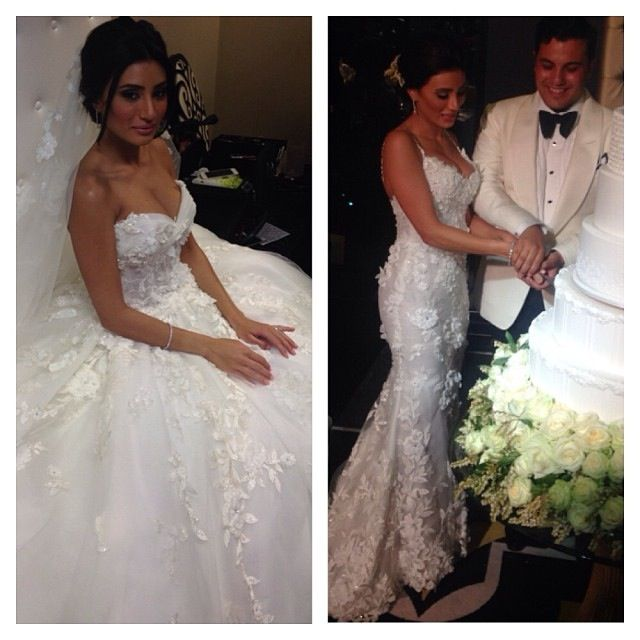 17 best images about steven khalil wedding dresses on for Steven khalil wedding dresses cost