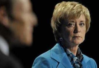Classy Wrasslin' Two-Time-Loser Lady Linda McMahon Stiffs Staff, Invites It To Screw Itself