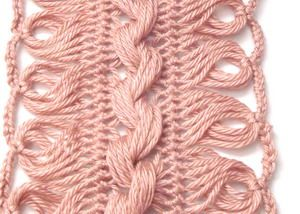 Crochet Technique: Hairpin Lace Part 1 with links to Crochet Patterns, Tutorials…