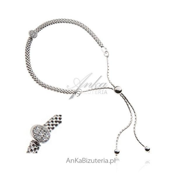 Biżuteria ślubna z cyrkoniami AnKa Biżuteria Sklep