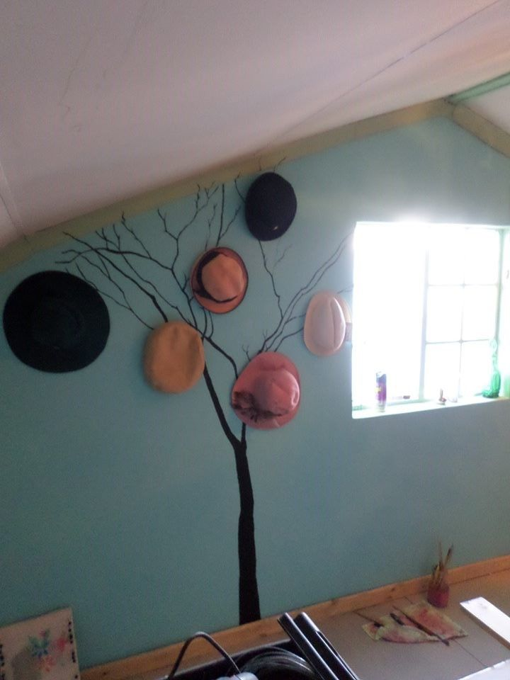 Tree Hat With Franscois Potgieter and @Simone Van Staden