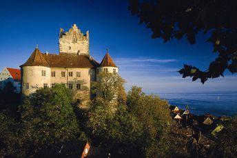 Meersburg – die historische Stadt - Wasserburg-Bodensee