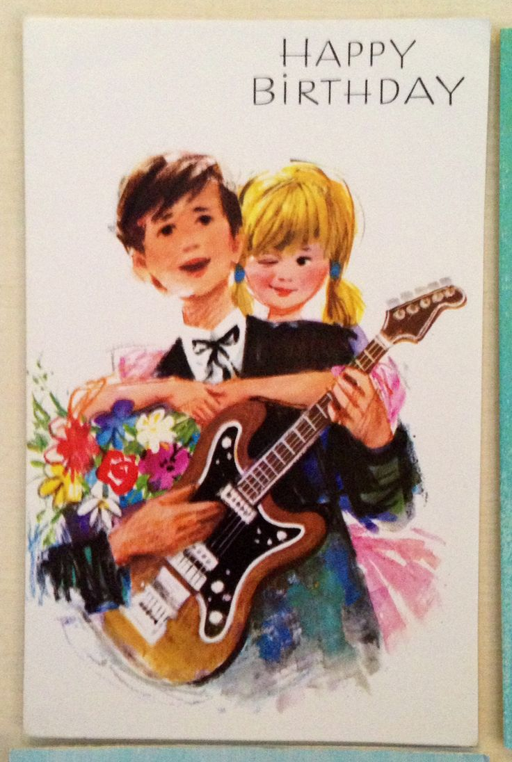 7 Best 1960s Greetings Cards Images On Pinterest Vintage Cards