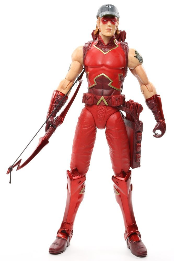 """DC Collectibles The New 52 Red Hood and the Outlaws ARSENAL 6.75"""" Action Figure  #DCCollectibles"""