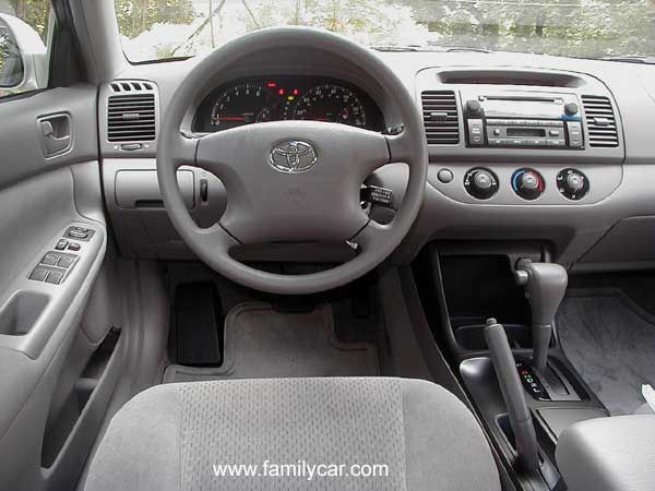 2002 Toyota Camry Interior Google Search Dream Car