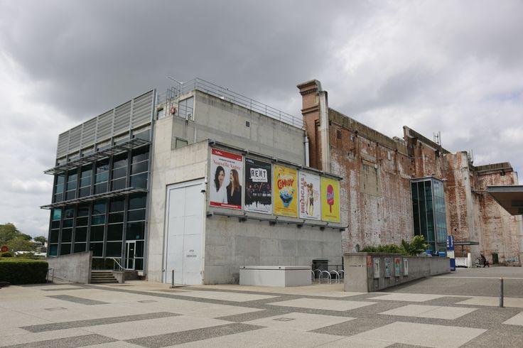The Brisbane Powerhouse Theatre
