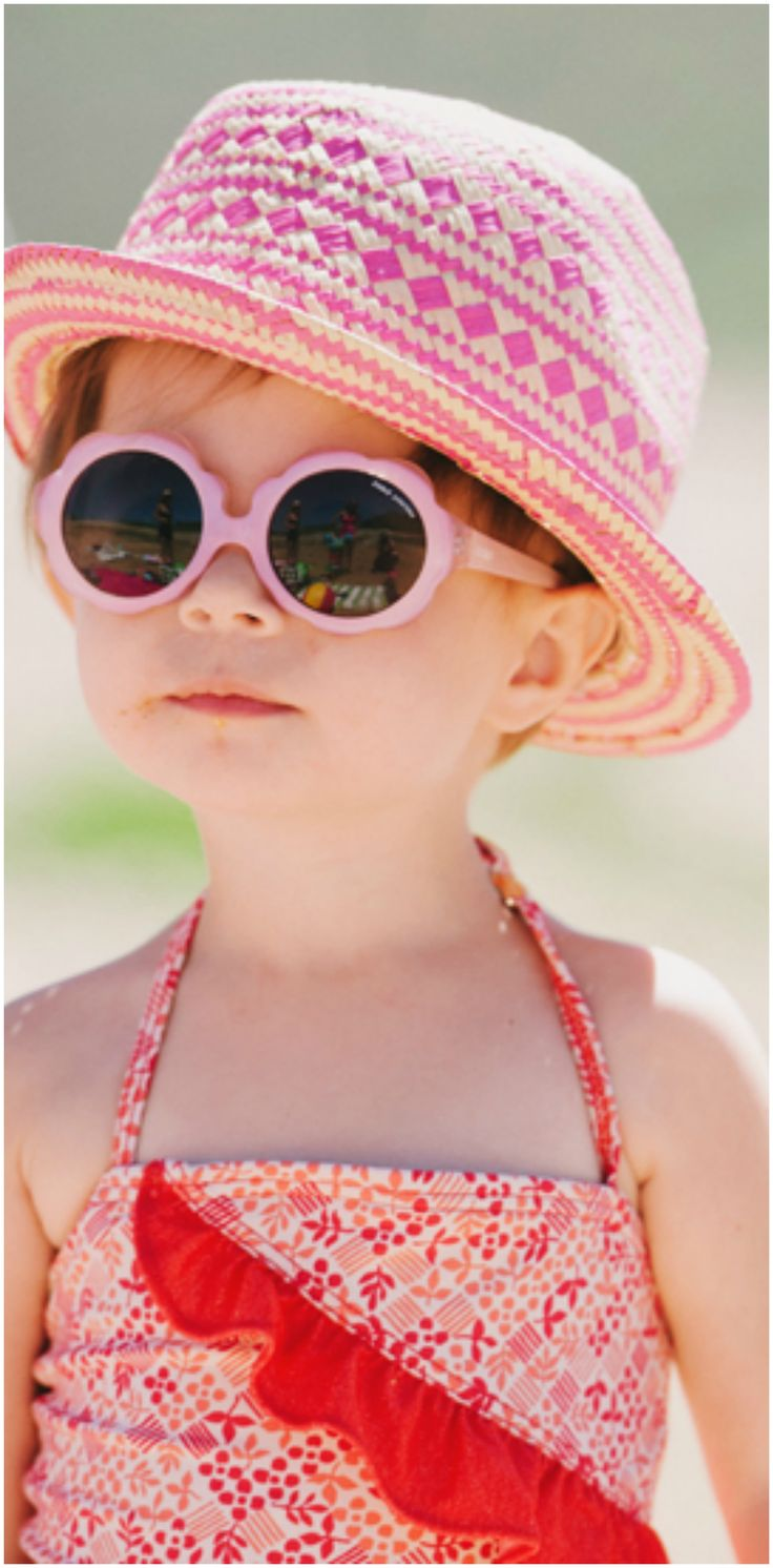Sunglasses protect kids' eyes from damaging UV radiation. Learn what to look for when buying sunglasses for your kids.