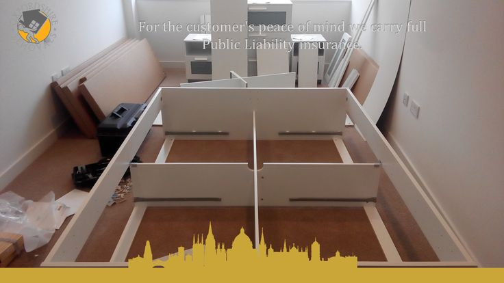 Flat Pack Furniture Assembler in Oxford