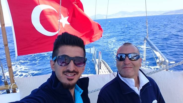 lways great to start your day with a message like this: 'Hi Loes, Our holiday was a great success. The quality of the boat was good, the food was fantastic and the crew delightful. On the 1st night we discussed with Captain Oktay the options of where to sail. After some discussion he agreed to go on the northern route. We really enjoyed visiting the Patmos, Leros, Lipski and Kalymos. The captain was extremely competent and skilled.