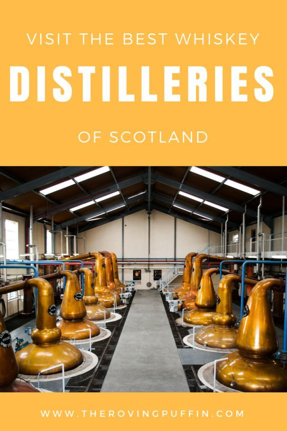 Learn here how to discover the best scottish distilleries during your next trip in Scotland. Follow the whiskey trail.