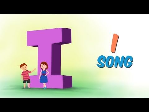 Nursery Rhymes Videos For Kids: The Letter I Song - Alphabet Songs for kids - Nurs...