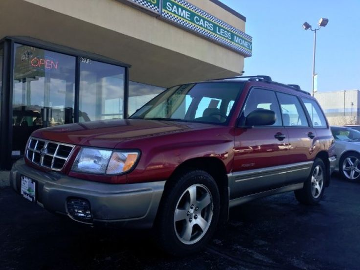 Used 1999 Subaru Forester S in Milwaukee WI 53224 - 450264327